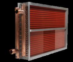 DX Evaporator Coils Headers