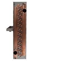 DX Evaporator Coils Connections