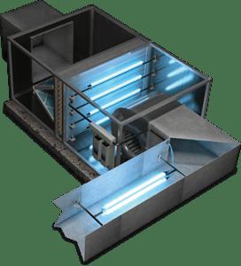 UVC Light For HVAC